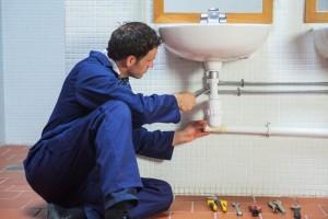 sanitair aanleggen